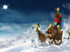 介绍圣诞节英语随笔作文2019_英语作文带翻译3篇